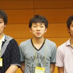金沢工業大学:昇旗