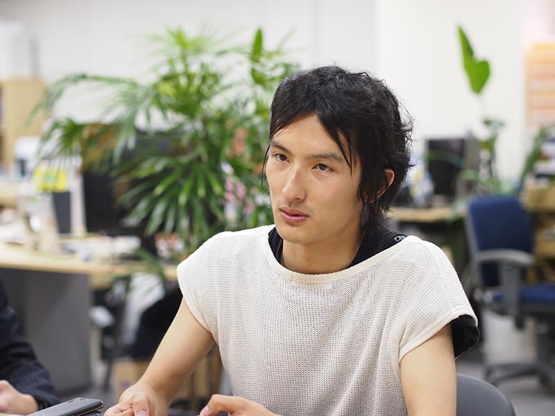 金田賢哉さん(Pluto代表取締役)