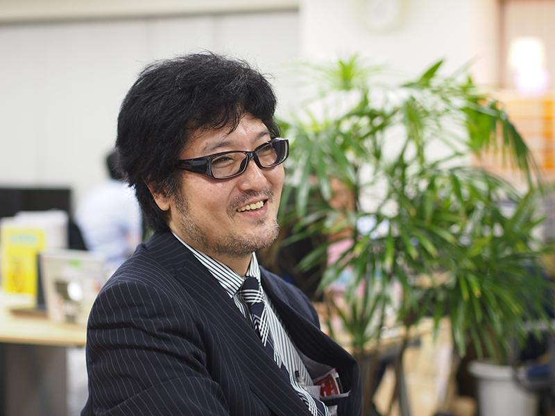 花岡正明さん(Plutoマネージャー)