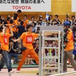 NHK大学ロボコン2014:結果リポート!!