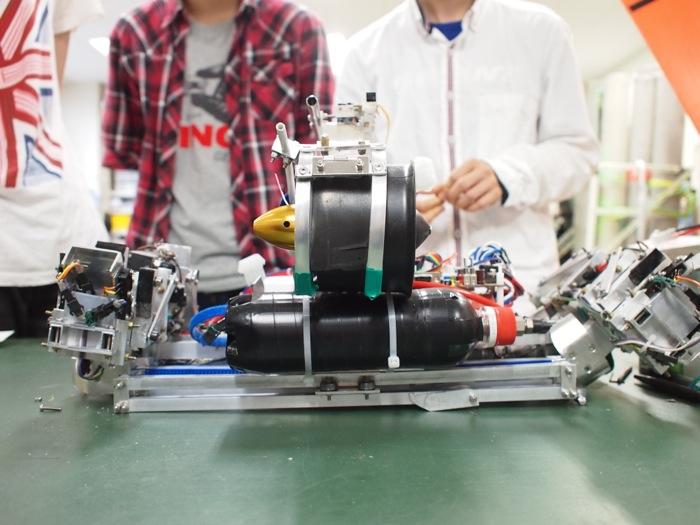 子供ロボット「mro jr」