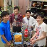 「NHK大学ロボコン2014」優勝校インタビュー ~前篇・インドへの誓い~