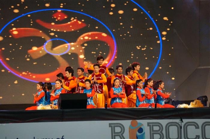 ABUロボコン2014開会式