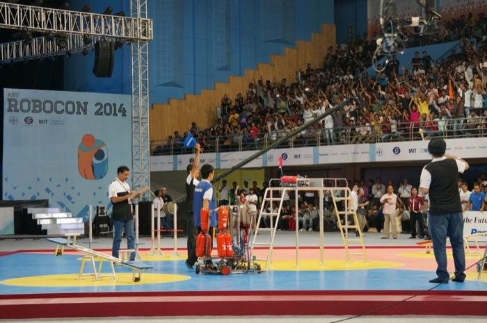 ABUロボコン2014決勝トーナメント:ベトナム