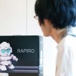 """Kickstarterを席巻! """"かわいい!""""で世界を振り向かせたロボット工作キット「RAPIRO」"""