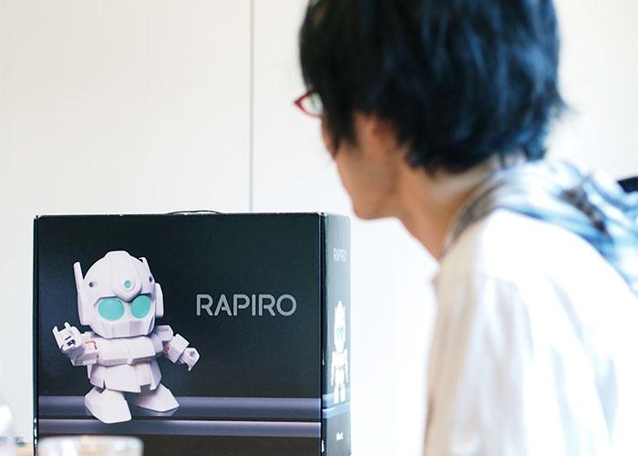 RAPIROの写真