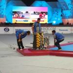 ABUロボコン2014準決勝。ベトナムVSインドネシア、タイVS日本