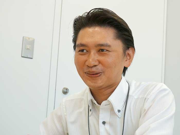 (株)アットマークテクノ代表取締役・実吉智裕さん
