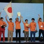ABUロボコン2014 日本・名工大チーム 動画コメント
