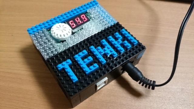 Arduino簡易百葉箱