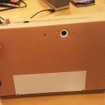 Raspberry Piで作るダンボールデジカメの作り方