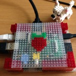 Raspberry Piのデコレーションと、気になる中身を一口味見