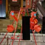速報:高専ロボコン2014、準々決勝
