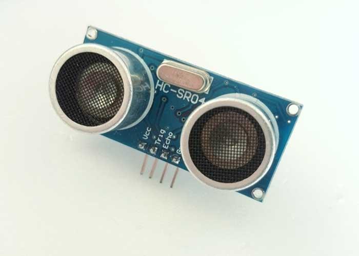 写真1 超音波センサ