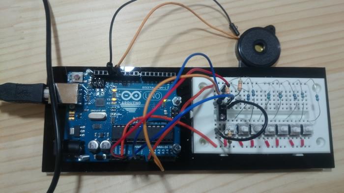 写真4 改良した回路