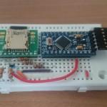 第21回 Arduinoでパーツやセンサを使ってみよう~SDカード編(その1)