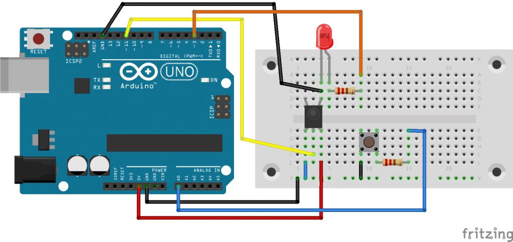 図9 赤外線リモコン回路