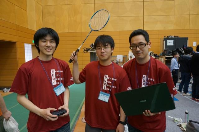 写真左より坂本潤弥さん、大黒智史さん、武内崇晃さん