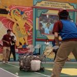 NHK学生ロボコン2015 速報! トーナメント1回戦・2回戦