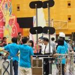NHK学生ロボコン2015:テストラン速報