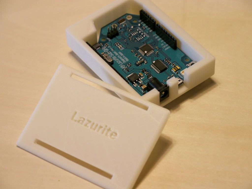 写真14.Lazurite Basicケース