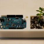 第29回Arduino互換ボードのラズライト(Lazurite)でスタンドアローン水やりマシン!