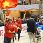 ABUロボコン2015 決勝! 速報 香港vsベトナム