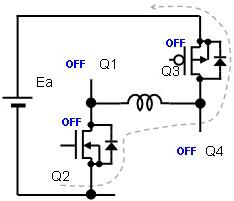 (c) 電流回生時2