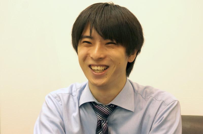 ユカイ工学株式会社 エンジニア 織江 章裕さん