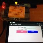 第32回「WebIOPiでIoT!(3)プログラミング基礎編~値の入出力~」