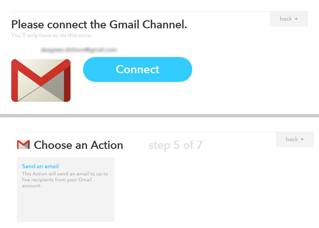 図11 Gmailを選択