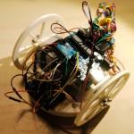 第38回 ステッピングモーターで2輪走行ロボットを作成(中編)〜Arduinoでパーツやセンサーを使ってみよう