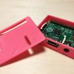 第36回「3Dプリンターでラズベリーパイケースを作ろう!(1) 3D出力編」