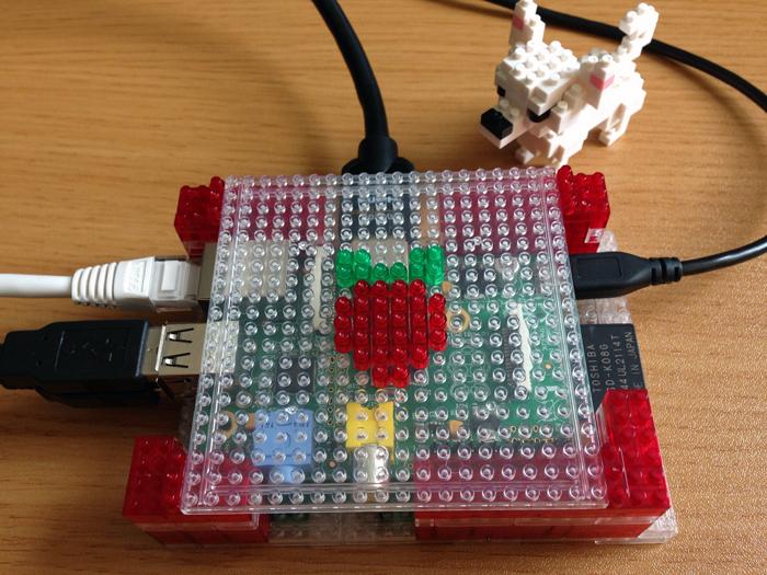 第5回「Raspberry Piのデコレーションと、気になる中身を一口味見」