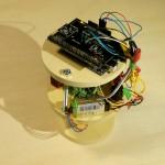 第41回 Arduinoでセンサを使った開発が劇的に楽になる!8種のセンサを持つロームセンサ評価キットを試してみた(地磁気センサ応用編)