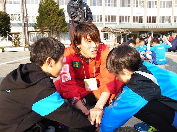 ロボコン界のダークサイド、小学生と戯れる!
