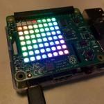 第44回「ラズベリーパイ専用アドオンボード Sense HATで遊ぼう!(1)LEDディスプレイの操作」