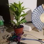 第47回 植物育成デバイスをArduino Createでつくってみる 〜Arduino+センサの開発が劇的に楽になる!ローム・センサ評価キットを試してみた