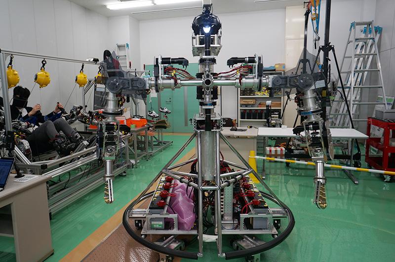 人機一体 金岡博士×スケルトニクス 阿嘉代表対談(後編) - なぜ、我々はロボットを作るのか?