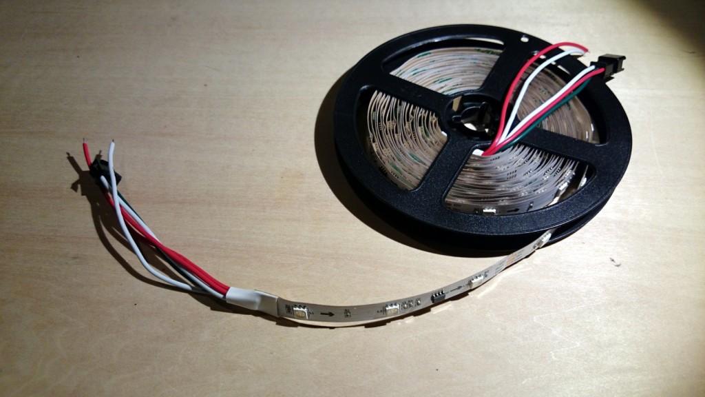 写真1 LEDテープ本体
