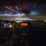 運転手の動きを予測するドライビングアシストカー