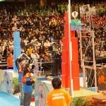 高専ロボコン2016全国大会 2回戦速報