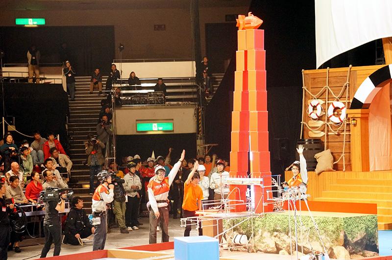奈良が叩き出した320cmは大会最高記録