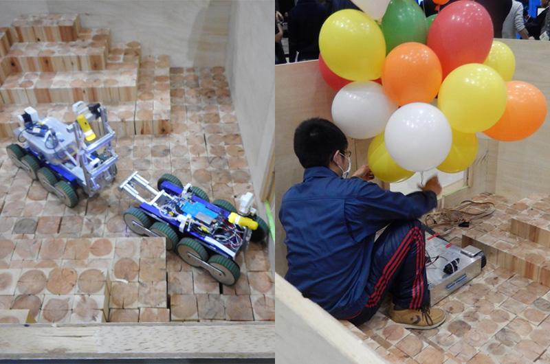 第1回廃炉創造ロボコン