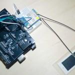第55回 SORACOM Air×3GIMによるArduinoの3G通信 その3~センサ評価キットと組み合わせてデータロガー作成