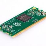 「Raspberry Pi Compute Module 3」がリリース – RAMの容量が2倍、CPUパフォーマンスは10倍に