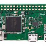 無線LANとBluetooth機能を搭載した「Raspberry Pi Zero W」が発売決定!