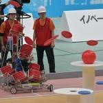 予選リーグ2巡目:NHK学生ロボコン2017