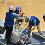 予選リーグ3巡目:NHK学生ロボコン2017