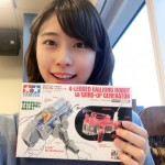 Vol.3 池澤あやか人生初の (ヘボい) ロボットをつくってみたよ!